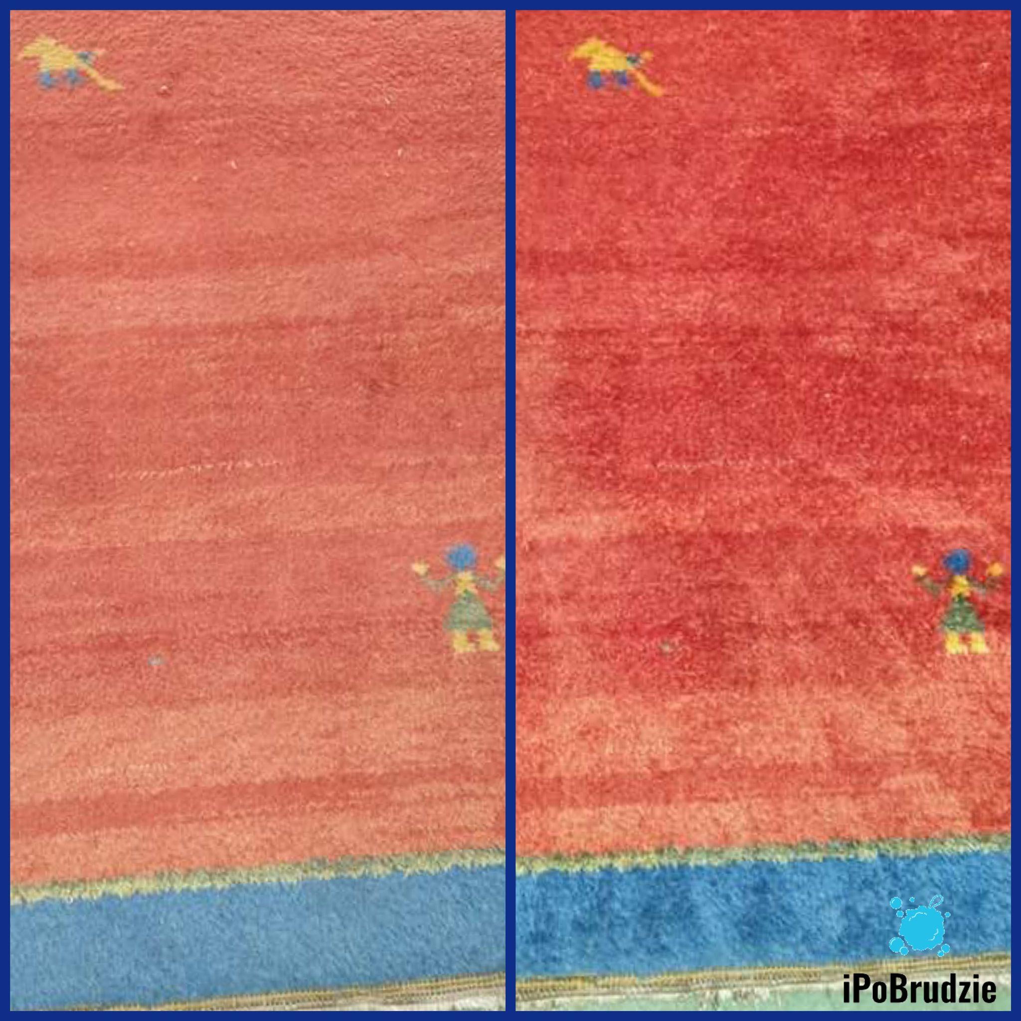 Trzepanie dywanów, pranie wykładziny